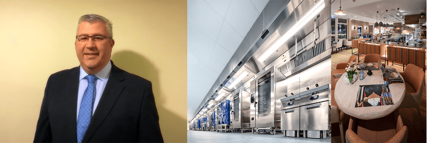 The Airedale Group appoint Paul Woodford as MD for Airedale Catering Equipment (Ltd)