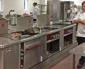 Airedale supports next wave of talented Chefs