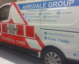 The Airedale Group acquires South Coast Catering to create one of the largest specialist Service Networks in the UK