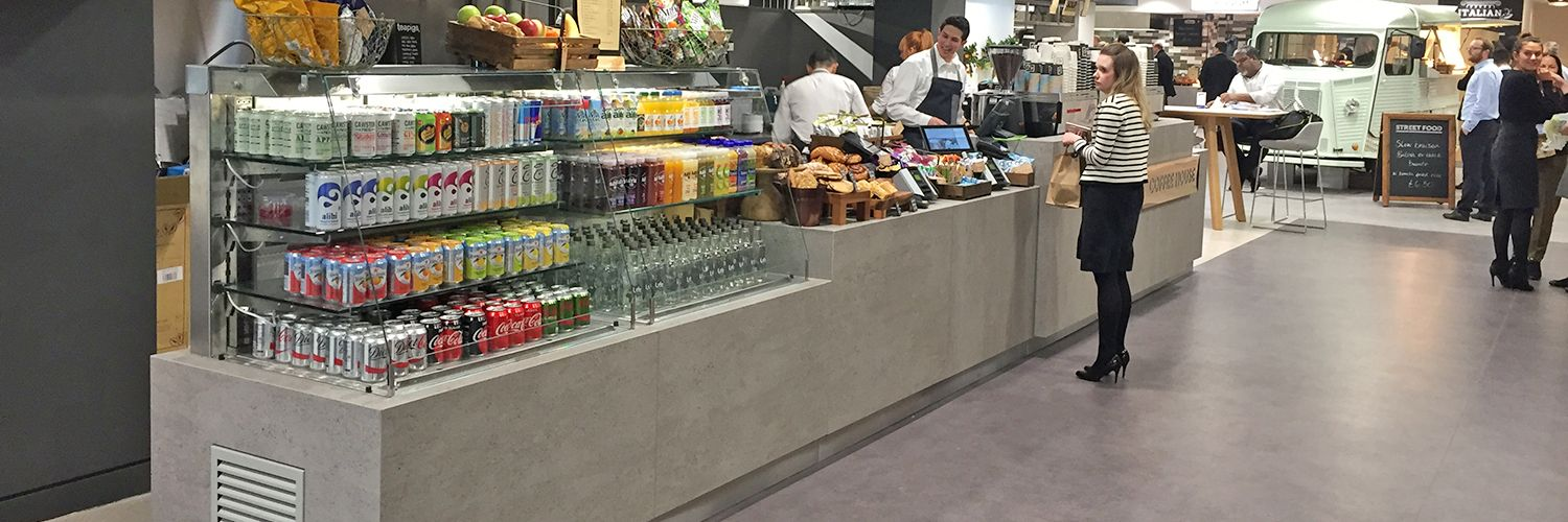 Airedale continues to lead the way in commercial catering design!